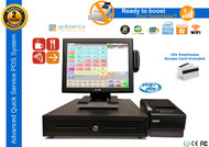 Advanced Quick Service Complete POS System