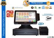 Premium Deli Complete POS System With VFD Customer Display