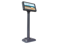 "Bematech 7"" Lcd Pos Customer Pole Display 800x600 Usb Interface"