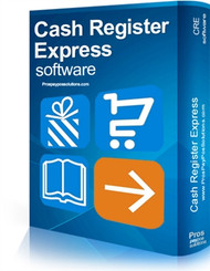 PC America Cash Register Express Software