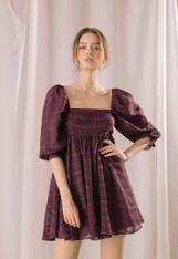 Purple Rain Dress