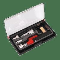 Sealey AK2953 Micro Butane Torch Kit 7pc
