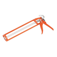 Sealey AK3901 Caulking Gun Skeleton Type Manual 260mm