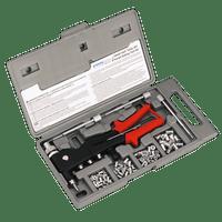 Sealey Swivel Head Riveting Kit AK99//SH 5 YEAR WARRANTY