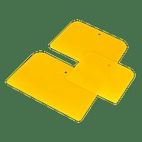 Sealey AK5225 Body Filler Applicator Set 3pc