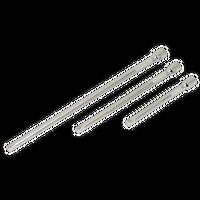 """Sealey AK6330   Extension Bar Set 3pc 1/4""""Sq Drive"""