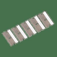 Sealey AK867/1 Razor Scraper Blade Pack of 5