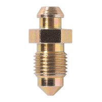 Sealey BS10125 Brake Bleed Screw M10 x 25mm 1mm Pitch Pack of 10