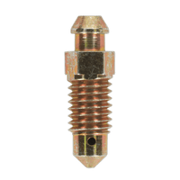 Sealey BS8125 Brake Bleed Screw M8 x 24mm 1.25mm Pitch Pack of 10