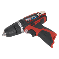 Sealey CP1201   Cordless Hammer Drill/Driver 10mm 12V Li-ion - Body Only