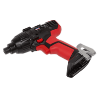 """Sealey CP20VID   Impact Driver 20V 1/4""""Hex Drive 180Nm - Body Only"""
