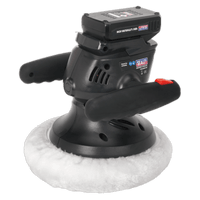 Sealey CP2518L   Cordless Polisher ??240mm 18V Lithium-ion
