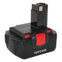 Sealey CP315BP   Power Tool Battery 18V 3Ah Li-ion for CP315