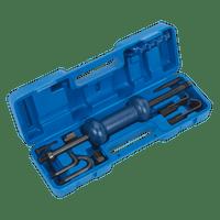 Sealey DP9/5B Slide Hammer Kit 9pc