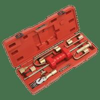Sealey DP90 10pc Slide Hammer Set, Heavy-Duty