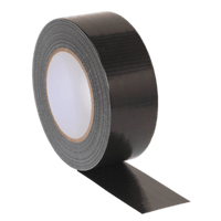 Sealey DTB Duct Tape 48mm x 50m Black