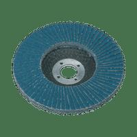 Sealey FD10060 Flap Disc Zirconium 100mm 16mm Bore 60Grit