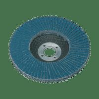 Sealey FD10080 Flap Disc Zirconium 100mm 16mm Bore 80Grit