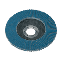 Sealey FD12560 Flap Disc Zirconium 125mm 22mm Bore 60Grit