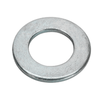 Sealey FWC2450 Flat Washer M24 x 50mm Form C BS 4320 Pack of 25