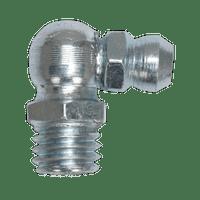 "Sealey GNI13 Grease Nipple 90?ø 1/4""BSP Gas Pack of 25"