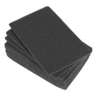 Sealey HP1523UF Abrasive Finishing Pad 150 x 230mm Ultra Fine Pack of 10