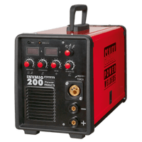 Sealey INVMIG200 Inverter Welder MIG, TIG & MMA 200Amp