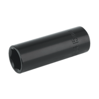 "Sealey IS3815D Impact Socket 15mm Deep 3/8""Sq Drive"