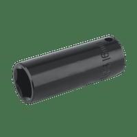 "Sealey IS3816D Impact Socket 16mm Deep 3/8""Sq Drive"