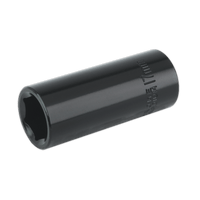 "Sealey IS3817D Impact Socket 17mm Deep 3/8""Sq Drive"
