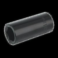 "Sealey IS3818D Impact Socket 18mm Deep 3/8""Sq Drive"