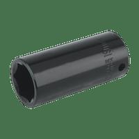"Sealey IS3819D Impact Socket 19mm Deep 3/8""Sq Drive"