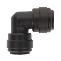 Sealey JGCE10 Elbow Coupling 10mm Pack of 5 (John Guest Speedfit?? - PM0310E)