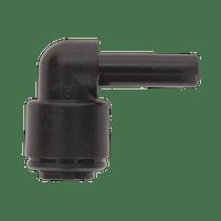 Sealey JGCET6 Stem Elbow 6mm Pack of 5 (John Guest Speedfit?? - PM220606E)