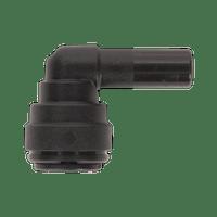 Sealey JGCET8 Stem Elbow 8mm Pack of 5 (John Guest Speedfit?? - PM220808E)