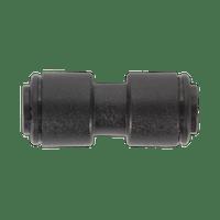 Sealey JGCS6 Straight Coupling 6mm Pack of 5 (John Guest Speedfit?? - PM0406E)