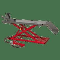 Sealey MC680A   Motorcycle Lift 680kg Capacity Heavy-Duty Air/Hydraulic