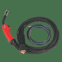 Sealey MIG/T15 MIG Torch 3m Euro Connector TB15