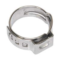 Sealey OCSE1315 O-Clip Single Ear 13.2-15.7mm Pack of 25