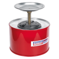 Sealey PC19 Plunger Can 1.9ltr