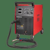 Sealey POWERMIG3530 Professional MIG Welder 300Amp 415V 3ph with Binzel?? Euro Torch