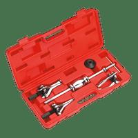 Sealey PS992 Slide Hammer Gear/Bearing Puller Set 5pc