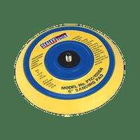 "Sealey PTC/150SA DA Backing Pad for Stick-On Discs ??145mm?ÿ5/16""UNF"