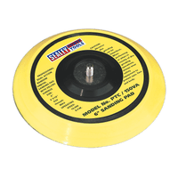 "Sealey PTC/150VA DA Backing Pad for Hook & Loop Discs ??145mm 5/16""UNF"
