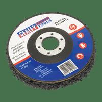 Sealey PTC/CW115 Polycarbide Cup Wheel ??115 x 13 x 22mm