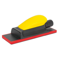 Sealey RE4012 Dust-Free Sanding Block 70 x 198mm