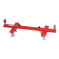 Sealey RE901 Adjustable Transportacar Trolley 2tonne Capacity