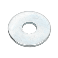 Sealey RW619 Repair Washer M6 x 19mm Zinc Plated Pack of 100