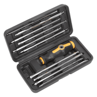 Sealey S0777 Screwdriver Set 20-in-1