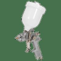 Sealey S641G Spray Gun Gravity Feed 1.4mm Set-Up